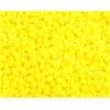 Seedbead Opaque Lemon Yellow 8/0